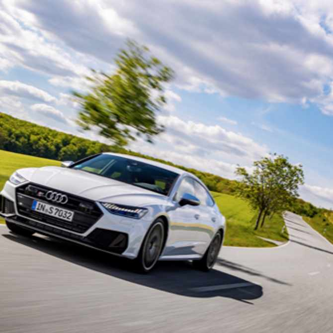 The new Audi S7 Sportback set to bring performance, presence and comfort