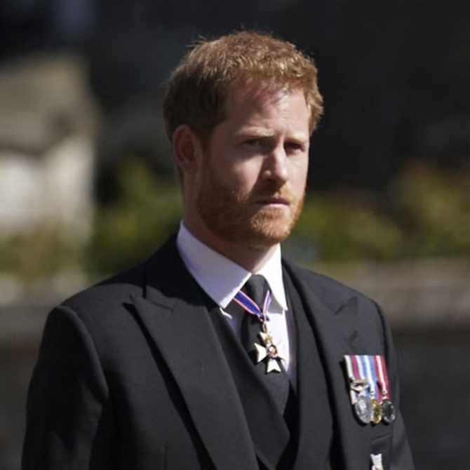 Prince Harry praises late Prince Philip in honour of Earth Day
