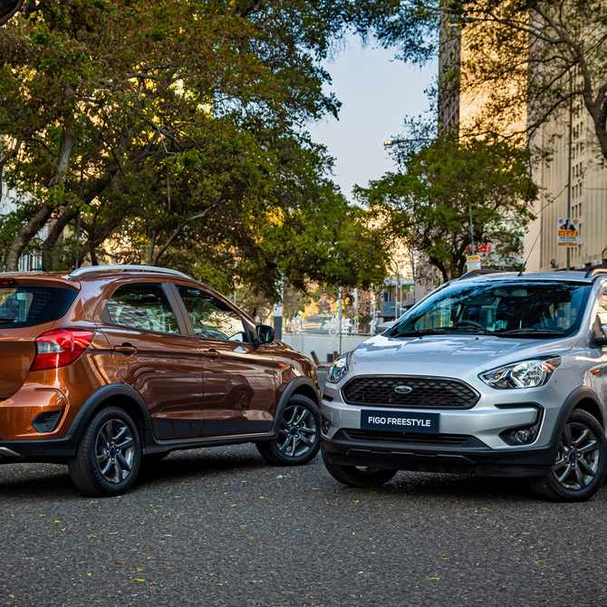 Fun and Freedom in the All-New Figo Freestyle