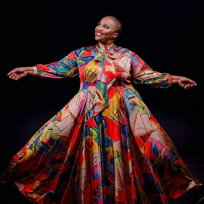 #ADressForSindi: Dr Sindi's fans to honour her by wearing dresses with pockets on day of her funeral