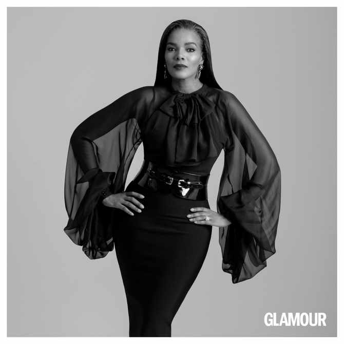 WATCH: Connie Ferguson just melted our hearts with this