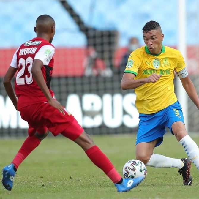 Mamelodi Sundowns knocked out of Nedbank cup