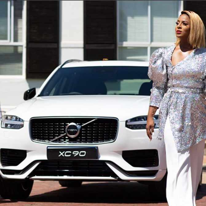 Volvo celebrates the arrival of Volvo XC90 T8 Twin Engine plug-in hybrid (PHEV) at Veuve Clicquot Polo Series
