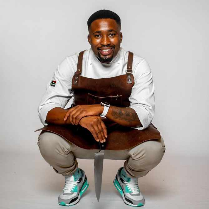 Everything about Chef Katlego Mlambo's new show