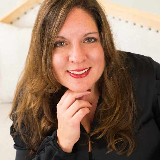 Here's the tea with leading marketing devotee Anne Candido