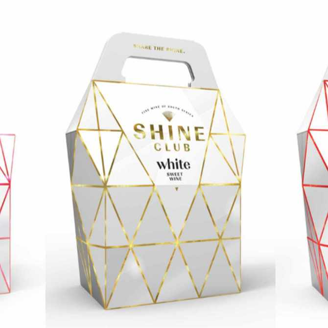 Shine Club adds a splash of sparkle to South African box wine
