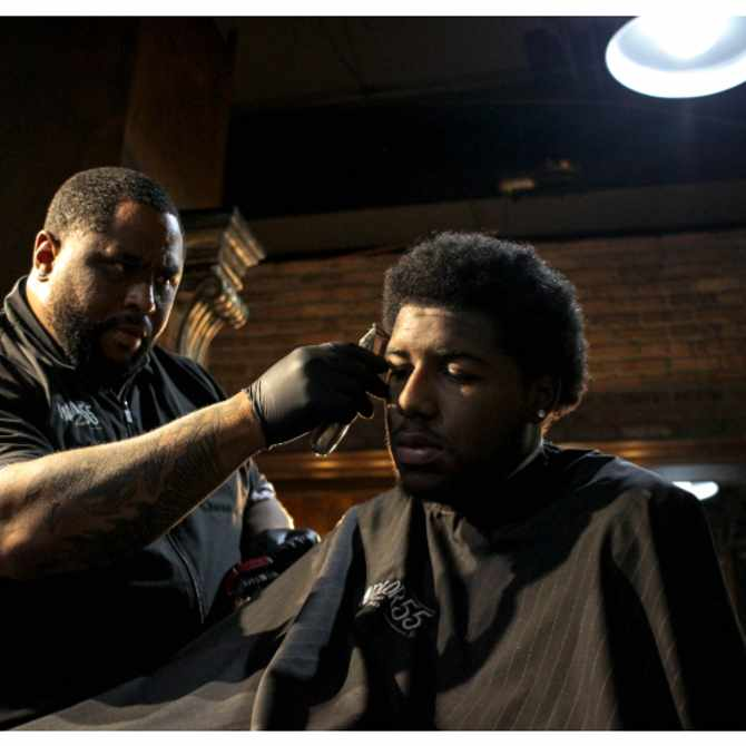 How to talk to your barber and get the haircut you really want