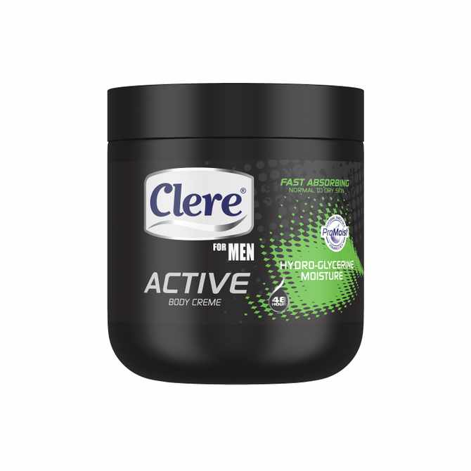 GQXClere For Men Active are giving away 6 hampers