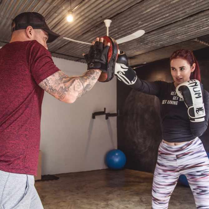 This is how Chiano Sky is 'upskilled' during lockdown to stay fit and focused