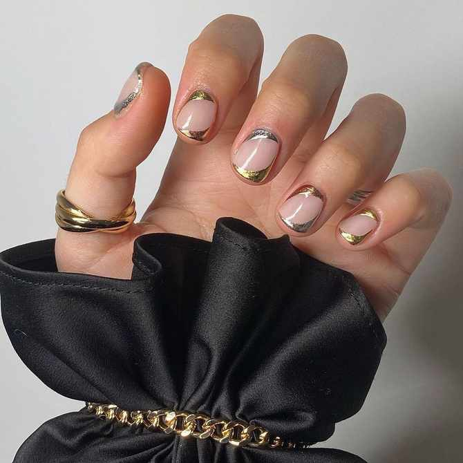 From squiggles to remixed Frenchies, these are the nail trends set to dominate 2021