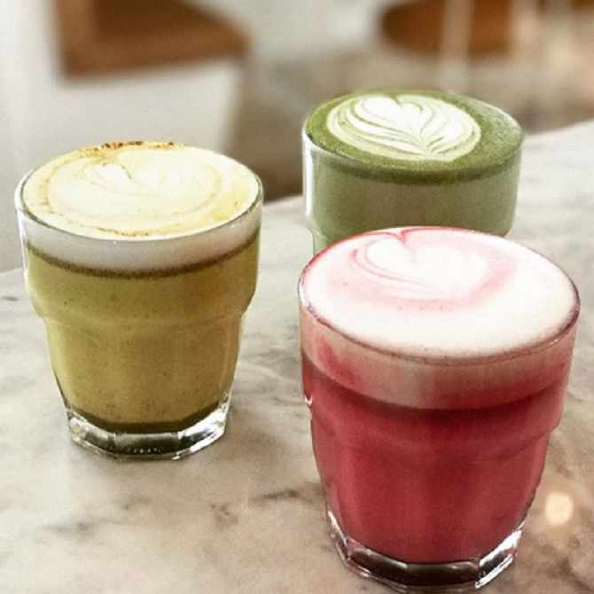 5 Places to get the best beetroot latte