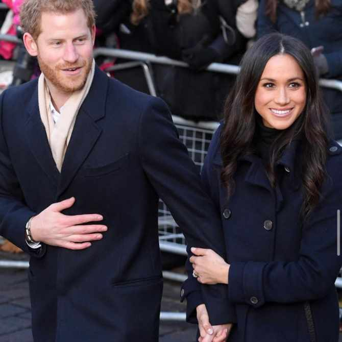 Prince Harry and Duchess Meghan's first Netflix show announced