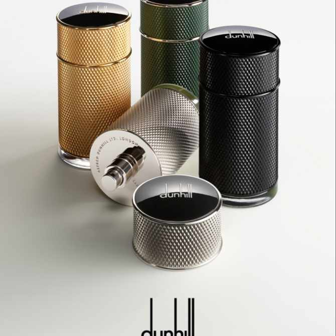Discover the compellingly sophisticated Dunhill fragrance collection