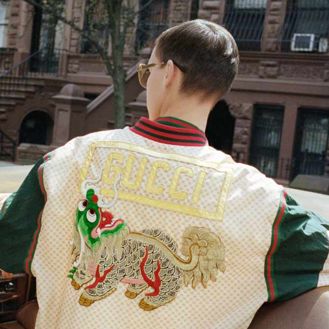 The Gucci-Dapper Dan Collection is now available worldwide