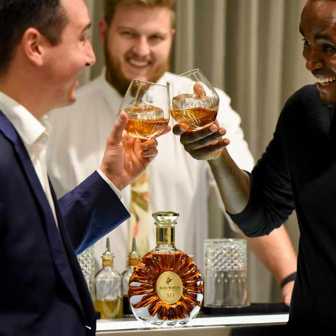 WIN with GQ and Rémy Martin